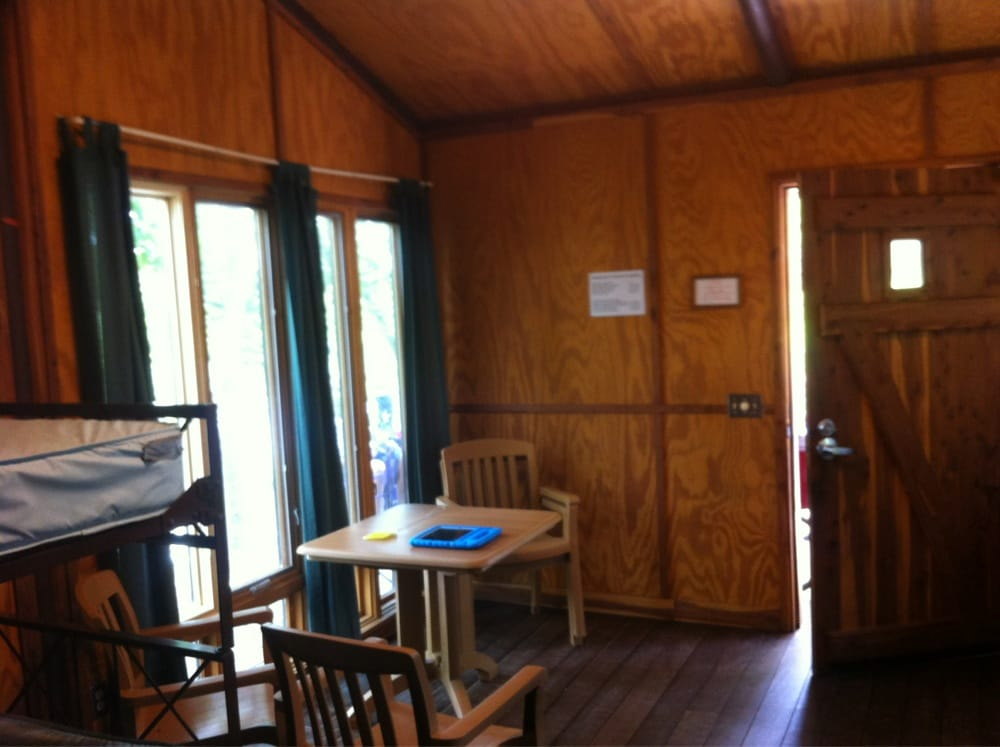 Smithville (TX) United States  City new picture : Buescher State Park Smithville, TX, United States. Cabin#1 as with ...
