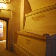Le Panthéon - Paris, France. Tribute to Marie & Pierre Curie