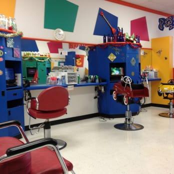 Sharkey S Cuts For Kids Las Vegas