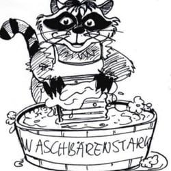 Waschbärenstark zu Ihrer Wäsche