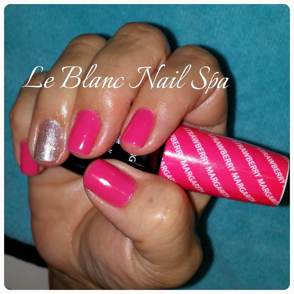 Le Nail Spa: Le Blanc Nail Spa