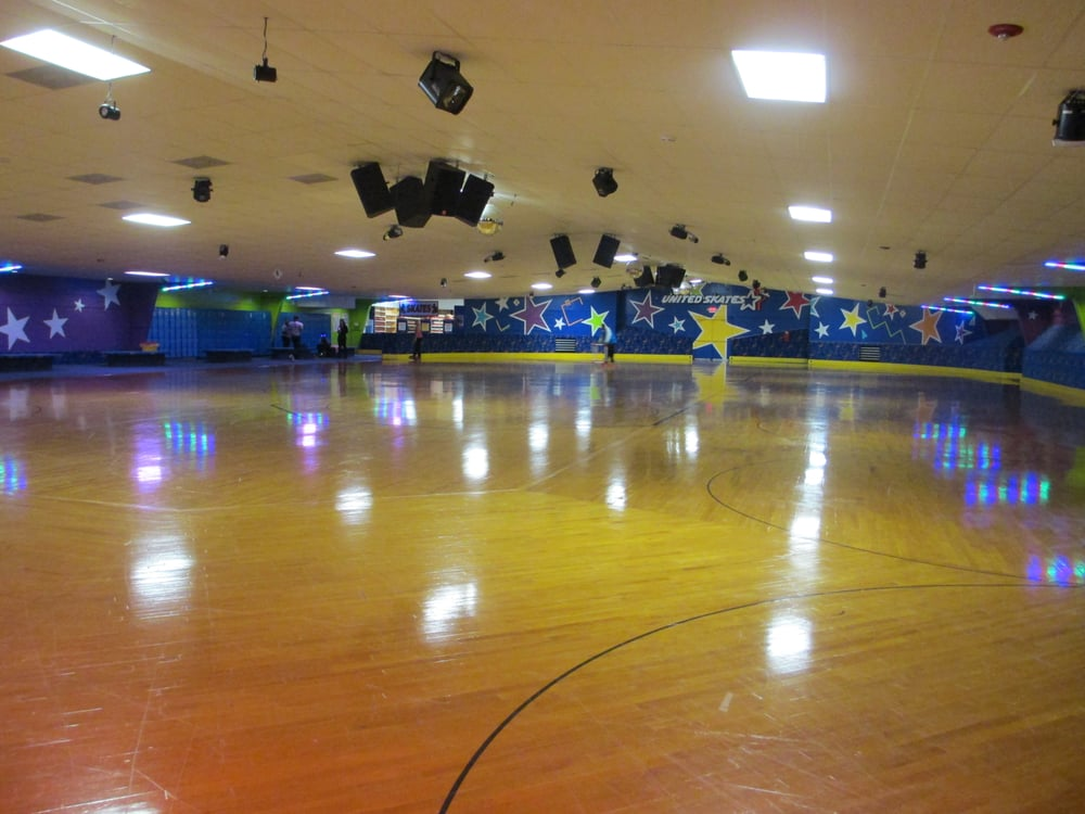 United Skates Of America Newly Renovated Yelp