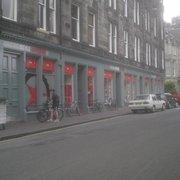 Edinburgh Bicycle Co-operative, Edinburgh