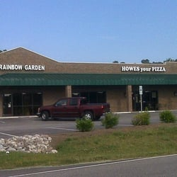 Rainbow Garden Bunn Nc Next To Howes Your Pizza