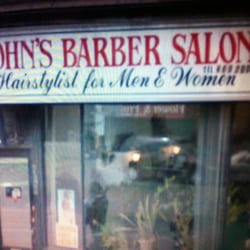 Barber Johns : Johns Barber Salon - Johns Barber Salon - Toronto, ON, Canada
