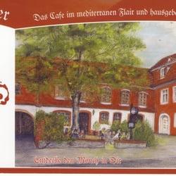 Café am Kloster, Merseburg, Sachsen-Anhalt