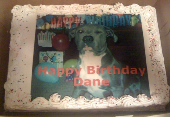 Beautiful Cake Images For Boyfriend : Beautiful Birthday Cake for my Boyfriend with a picture of ...