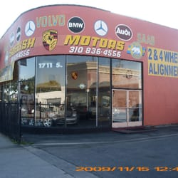 Swedish Motors Auto Repair Closed Garages Pico