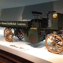 Der älteste noch existierende LKW 1896