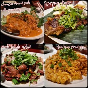 Aroy thai restaurant thai lincoln square chicago il for Aroy thai cuisine