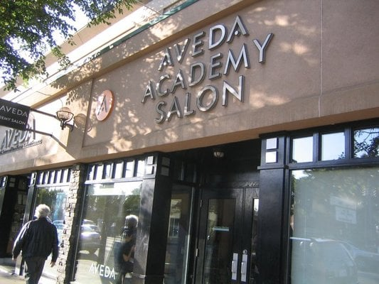 Aveda academy salon hair salons edmonton ab reviews for Academy for salon professionals reviews