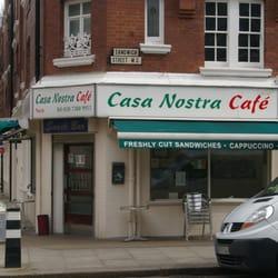 Casa Nostra Café, London