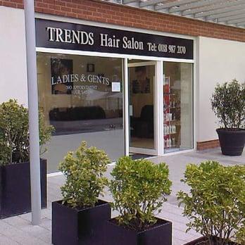Trends hair salon hairdressers 59 whale avenue for Reading beauty salon