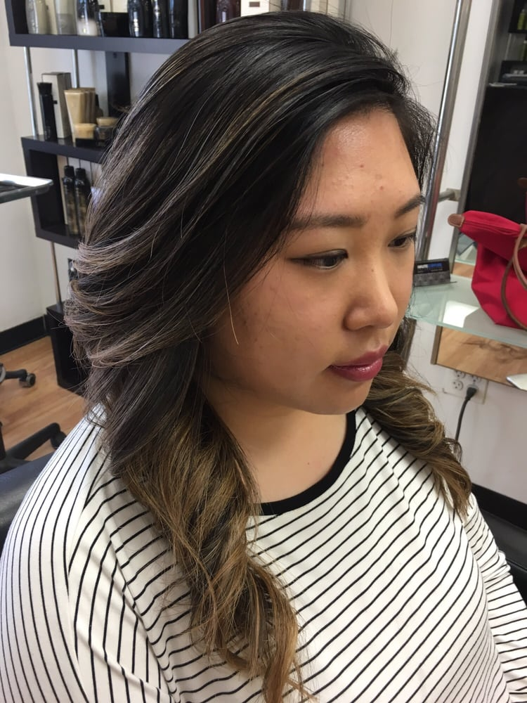 Balayage by elena yelp for Salon haute coiffure paris