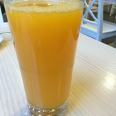 Freshly Squeezed Oranged Juice