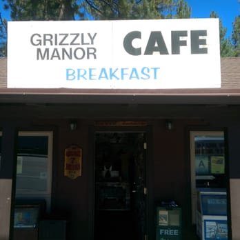 Grizzly Manor Cafe Big Bear Ca