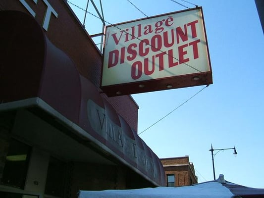 Village Discount Outlet - Used, Vintage & Consignment ... - photo #42