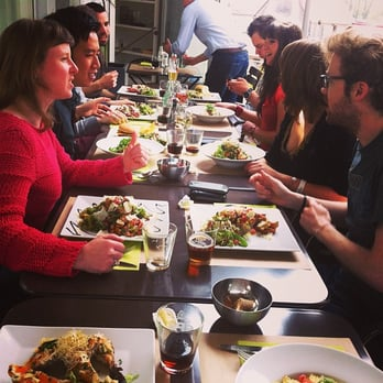 S eat restaurant belge centre commercial la mazerine for Diner entre collegues