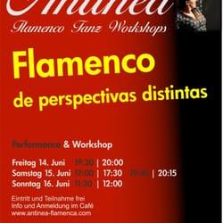 Flamenco Workshops und Shows zu 48…