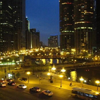 Chicago river hotel hotels chicago il united states for River hotel chicago