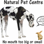 All Natural Pet Food