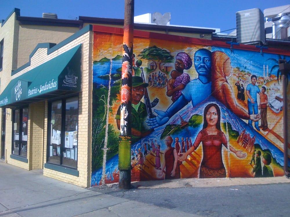 Kefa Cafe - Silver Spring, MD, United States. Kefa cafe