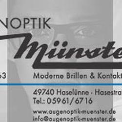 Augenoptik B. Münster, Haselünne, Niedersachsen