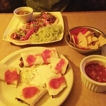Cafe Maya Wappingers Falls Menu
