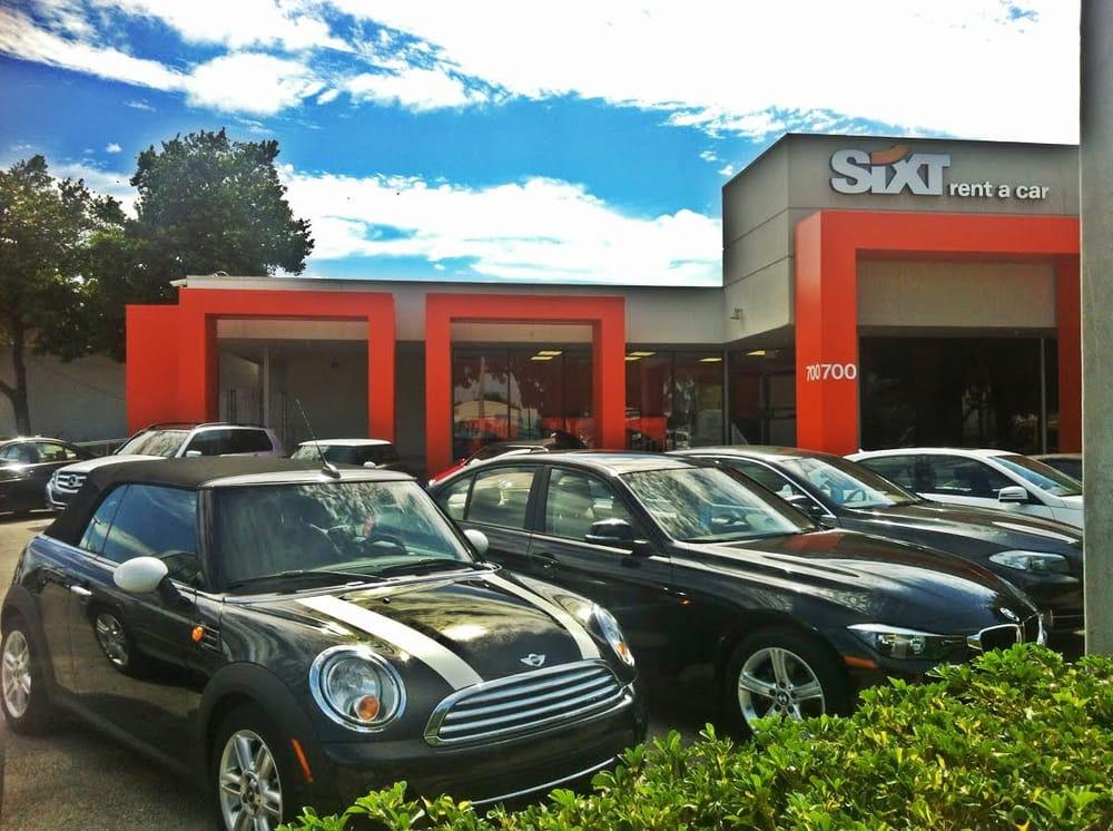 Sixt Car Rental Fort Lauderdale Phone Number