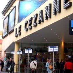 Le Cézanne - Aix en Provence, France. Cinéma Le Cézanne