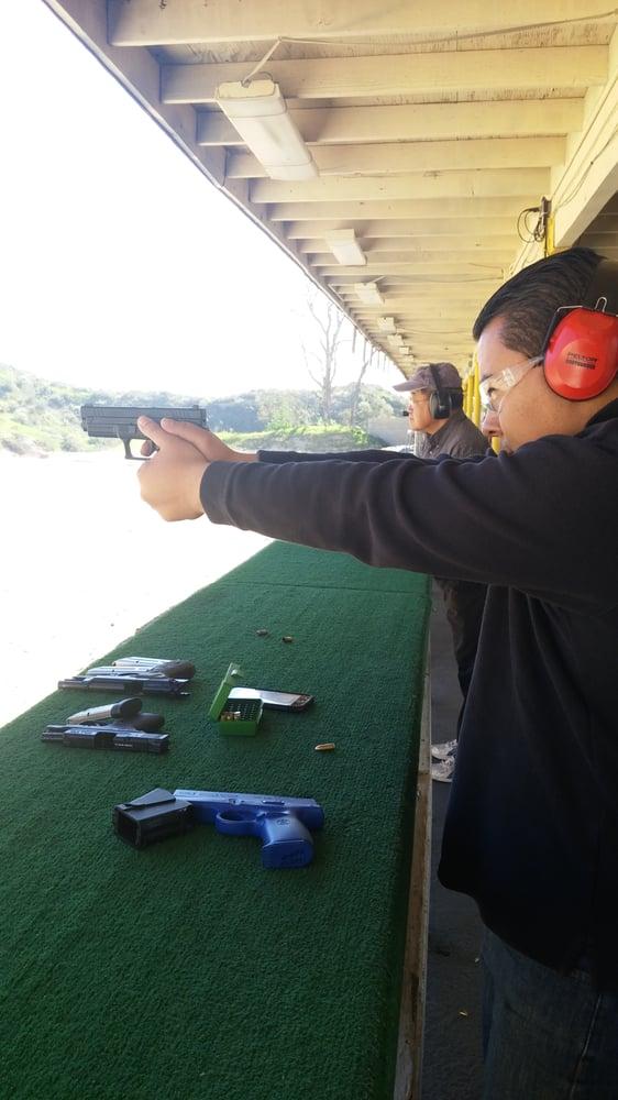 Shootsocal firearms training 39 photos gun rifle for 12651 little tujunga canyon lake view terrace ca 91342