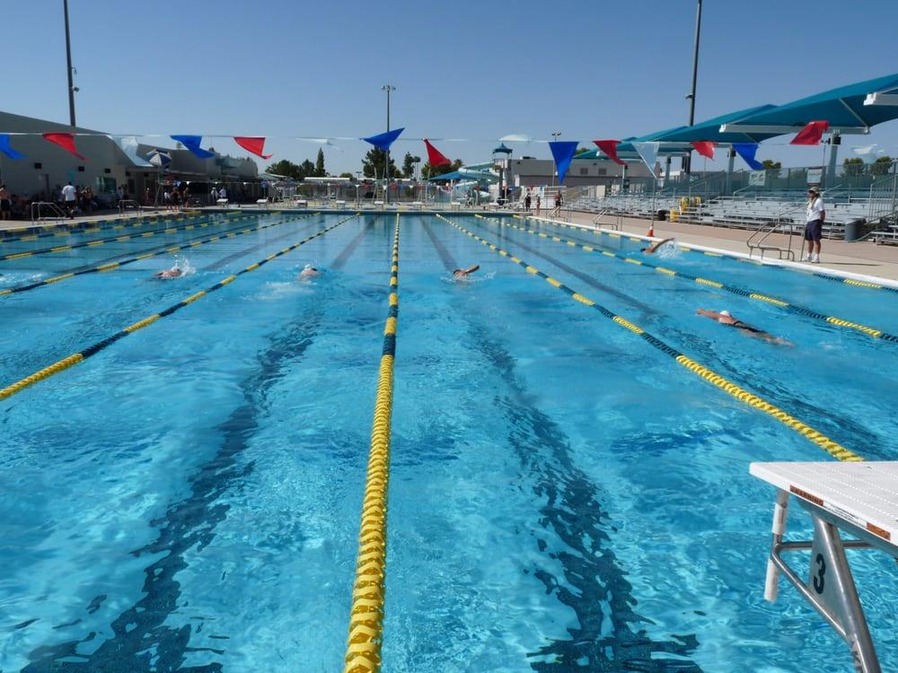 Kino aquatic center swimming pools mesa az yelp for Public pools in mesa az