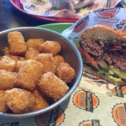 tater tots on steroids