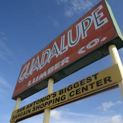 Guadalupe Lumber Co logo