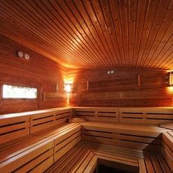 Sauna Kaminsauna, Berlin, Germany