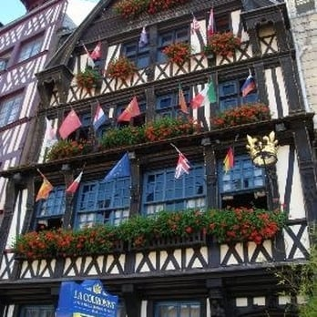 La plus vieille auberge de France 1345