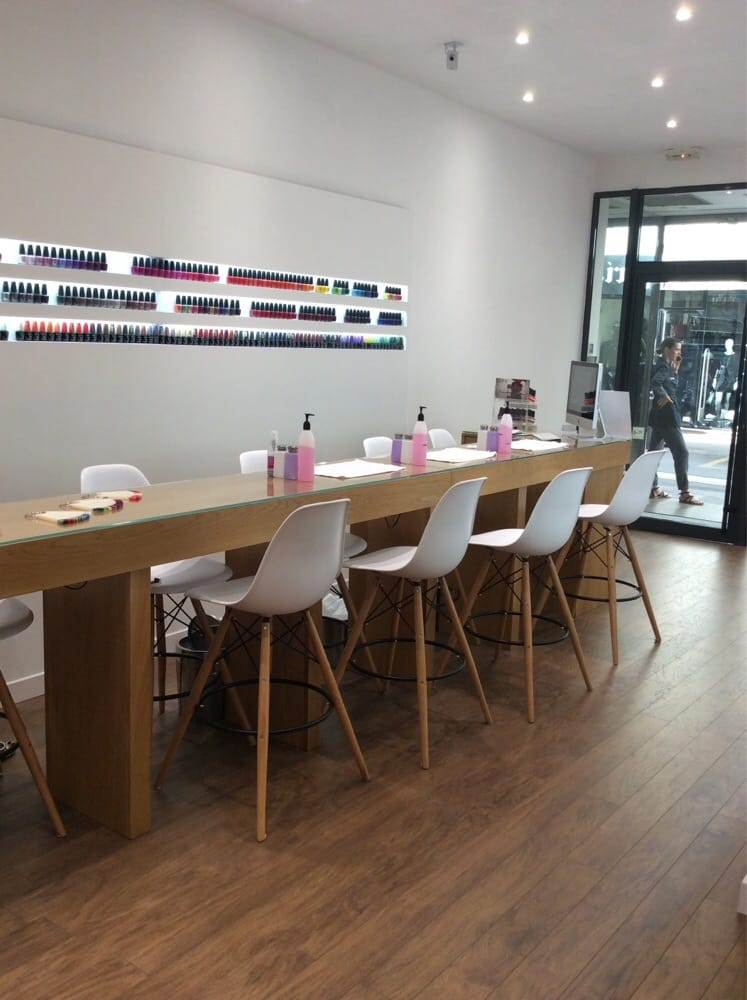 khroma nail bar nail salons op ra marseille france reviews photos yelp. Black Bedroom Furniture Sets. Home Design Ideas