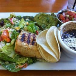 The Vig - Mahi Mahi salad. - Phoenix, AZ, Vereinigte Staaten