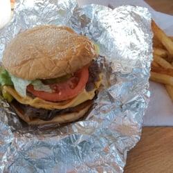 Five Guys Burgers & Fries logo