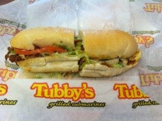 Tubby S Grilled Submarines Sandwich Croque Roseville