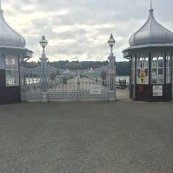 Bangor Pier, Bangor, Gwynedd