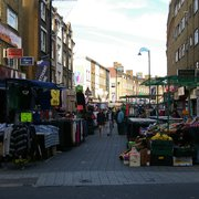 Petticoat Lane Market, London