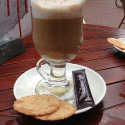 Choco-cappuccino