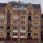 Helen Mirren lives on the top floor