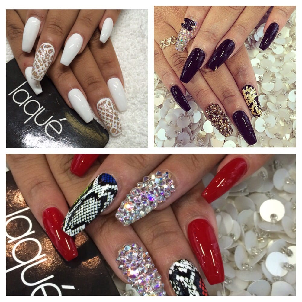 Laque Nail Bar: Nails By Grace #laquenailbar