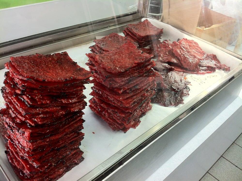 chinese beef jerky - photo #44