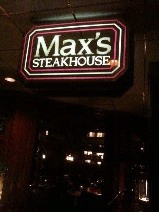 max s steakhouse restaurant grill atlantic city nj tats unis avis photos yelp. Black Bedroom Furniture Sets. Home Design Ideas