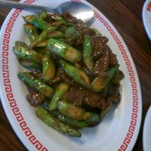 U-Lee Restaurant - Beef with Asparagus- U Lee Chinese restaurant, San Francisco - San Francisco, CA, United States
