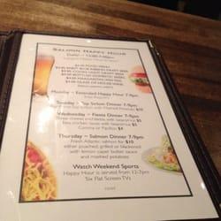 Harborside Restaurant Newport Beach Menu