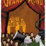 Théâtre du Grand Rond - Toulouse, France. affiche du théâtre du grand rond lieu toulouse
